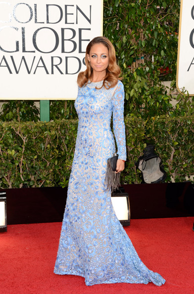Nicole Richie - 70th Annual Golden Globe Awards - Arrivals
