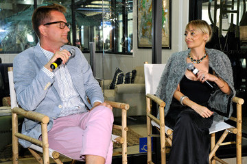 Nicole Richie House of Harlow 1960 with Nicole Richie X Nathan Turner at The Village at Westfield Topanga