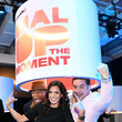 Nicole Ryan SiriusXM's 'Dial Up The Moment' Campaign And Hotline Launch
