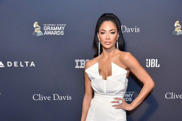 "Nicole Scherzinger Pre-GRAMMY Gala and GRAMMY Salute to Industry Icons Honoring Sean ""Diddy"" Combs - Arrivals"