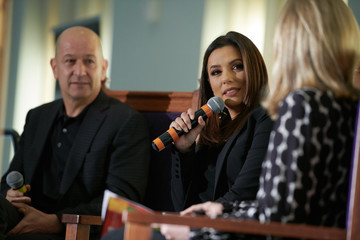 Nicole Small Eva Longoria and Bobby Turner Visit Affordable Workforce Housing Investment on Social Impact Tour in Dallas