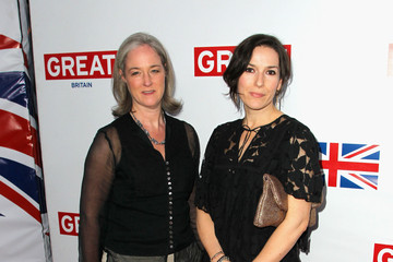Nicole Stott GREAT British Film Reception - Red Carpet