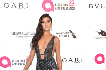 Nicole Williams 26th Annual Elton John AIDS Foundation's Academy Awards Viewing Party - Arrivals