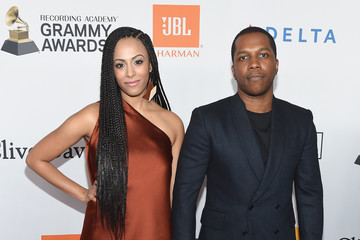 Nicolette Robinson Grammy Salute To Industry Icons Honoring Jay-Z - Arrivals