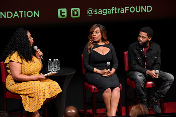 Niecy Nash Jharrel Jerome SAG-AFTRA Foundation Conversations With 'When They See Us'