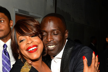 """Niecy Nash Michael K Williams HBO """"Boardwalk Empire"""" Season Premiere Hosted By Sean """"Diddy"""" Combs"""