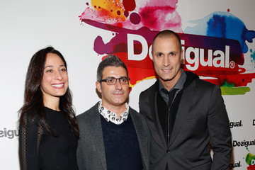 Nigel Barker Desigual - Backstage - Mercedes-Benz Fashion Week Fall 2015