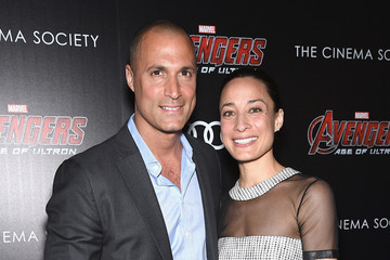 Nigel Barker The Cinema Society Screening Of Marvel's 'Avengers: Age of Ultron' - Arrivals