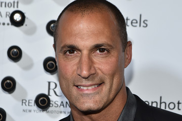 Nigel Barker Renaissance New York Midtown Hotel Launch Party