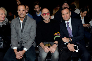 Nigel Barker Zang Toi - Front Row - February 2018 - New York Fashion Week: The Shows