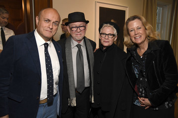 Nigel Daly Reception For UK Oscars Nominees