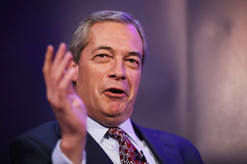 Nigel Farage Article 50: A Year On - UK In A Changing Europe Conference