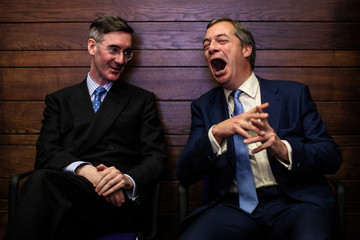 Nigel Farage European Best Pictures Of The Day - December 15, 2018