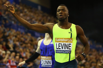 Nigel Levine Sainsbury's Indoor Grand Prix