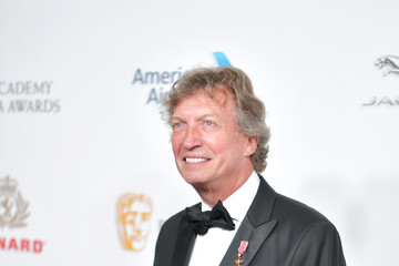 Nigel Lythgoe 2018 British Academy Britannia Awards Presented By Jaguar Land Rover And American Airlines - Arrivals