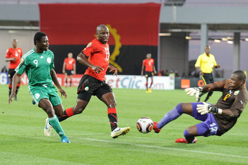 Bino Nigeria v Mozanbique Group C - African Cup of Nations