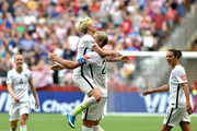 Abby Wambach and Megan Rapinoe Photos Photo