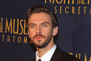 "Actor Dan Stevens attends the ""Night At The Museum: Secret Of The Tomb"" New York Premiere at Ziegfeld Theater on December 11, 2014 in New York City."