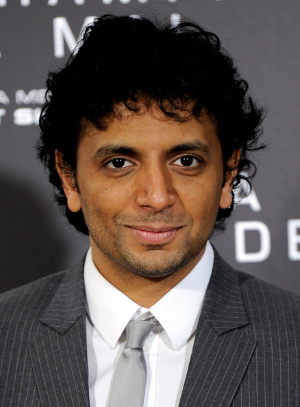 M Night Shyamalan M. Night Shyamalan att...