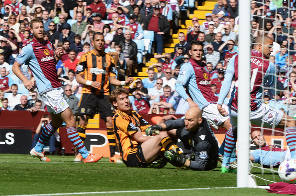 Aston Villa v Hull City - Premier League []