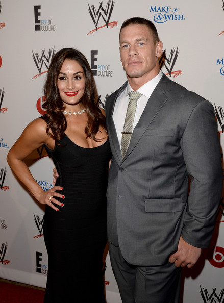 Arrivals at WWE's 'Superstars for Hope' Event — Part 2