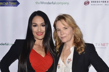 Nikki Bella Dress for Success Worldwide-West Hosts Seventh Annual Shop for Success Vip Event in Los Angeles