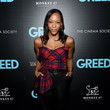 """Nikki M. James Sony Pictures Classics & The Cinema Society Host A Special Screening Of """"Greed"""""""