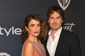 Nikki Reed The 2020 InStyle And Warner Bros. 77th Annual Golden Globe Awards Post-Party - Red Carpet