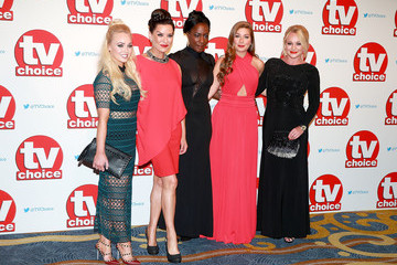 Nikki Sanderson TV Choice Awards - Red Carpet Arrivals