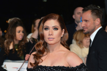 Nikki Sanderson National Television Awards - Red Carpet Arrivals