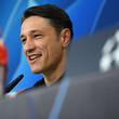 Niko Kovac Bayern Muenchen Training And Press Conference - UEFA Champions League