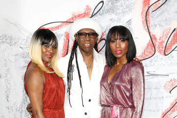 Nile Rodgers Serpentine Summer Party 2018 - Arrivals