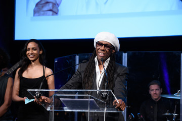 Nile Rodgers ACE for the Homeless Gala 2017