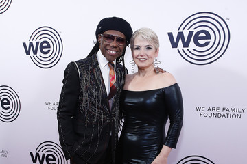 Nile Rodgers We Are Family Foundation Honors Dolly Parton And Jean Paul Gaultier