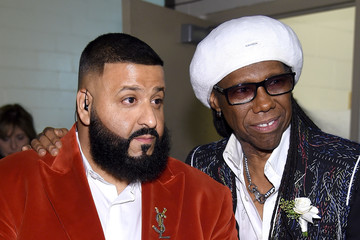 Nile Rodgers 60th Annual GRAMMY Awards - Backstage