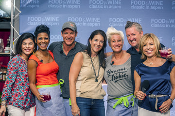 Nilou Motamed 34th Annual Food &  Wine Classic In Aspen - Day 4