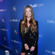 Nina Agdal DailyMail.com And DailyMailTV 2019 Holiday Party At Cathédrale
