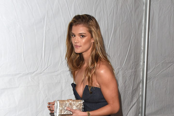 Nina Agdal The Playboy Party During Super Bowl Weekend - Arrivals