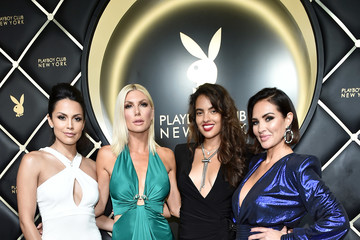 Nina Daniele Playboy Club New York Grand Opening
