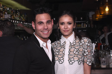 Nina Dobrev Eric Podwall Hosts an Exclusive Cocktail Experience The Evening Before White House Correspondents' Dinner