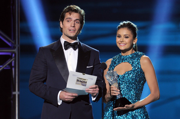 Nina Dobrev - 18th Annual Critics' Choice Movie Awards - Show