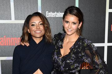 Nina Dobrev Kat Graham Entertainment Weekly's Annual Comic-Con Celebration - Arrivals
