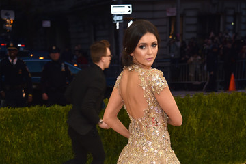 Nina Dobrev 'Manus x Machina: Fashion In An Age of Technology' Costume Institute Gala - Arrivals