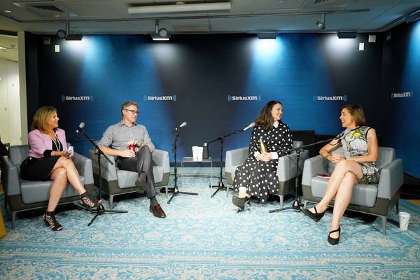 SiriusXM Insight's 'Making A Leader' Series [event,yellow,academic conference,convention,design,technology,conversation,tourism,performance,employment,series,jeff peck,sarah kauss,nina easton,founder,founder,series,swell,siriusxm insights making a leader,siriusxm insights making a leader]