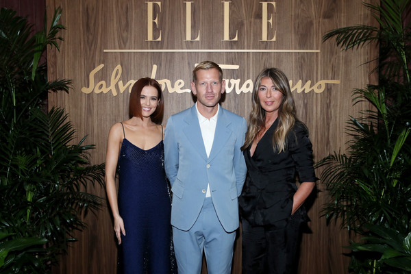 ELLE And Ferragamo Toast Hollywood Rising - Arrivals