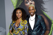 Tashiana Washington and Eric West attends ELLE, Women in Music presented by Spotify and hosted by Nina Garcia, Jameela Jamil & E! Entertainment on September 05, 2019 in New York City.