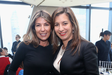 Nina Garcia Marie Claire's 2nd Annual New Guard Lunch