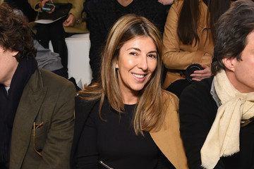Nina Garcia Ralph Lauren - Front Row - Fall 2016 New York Fashion Week: The Shows