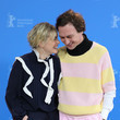 "Nina Hoss ""My Little Sister"" Photo Call - 70th Berlinale International Film Festival"