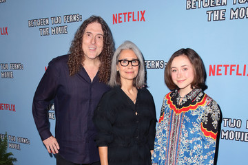 Nina Yankovic L.A. Premiere Of Netflix's 'Between Two Ferns: The Movie' - Arrivals